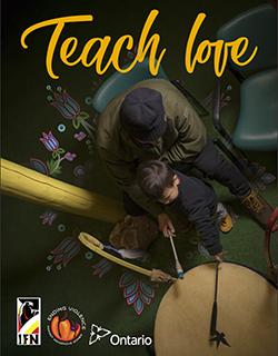 Teach Love Poster